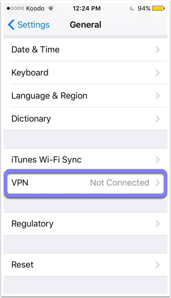 The VPN is constantly turning on & off – SurfEasy